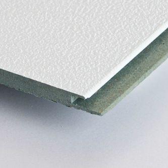 HDF plafond Stucco wit 1190x290x8 mm