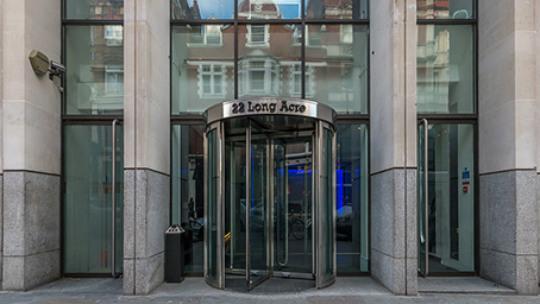Locatie Londen UK